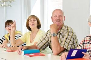 Erwachsenenbildung und Gedächtsnistraining im Aktivtreffpunkt